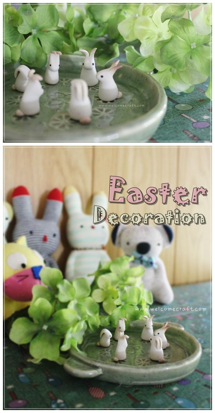 Miniature Easter Bunnies
