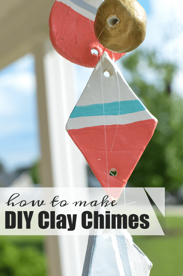 Wind Chimes from Clay