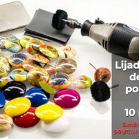 Sanding and buffing polymer clay in 10 minutes