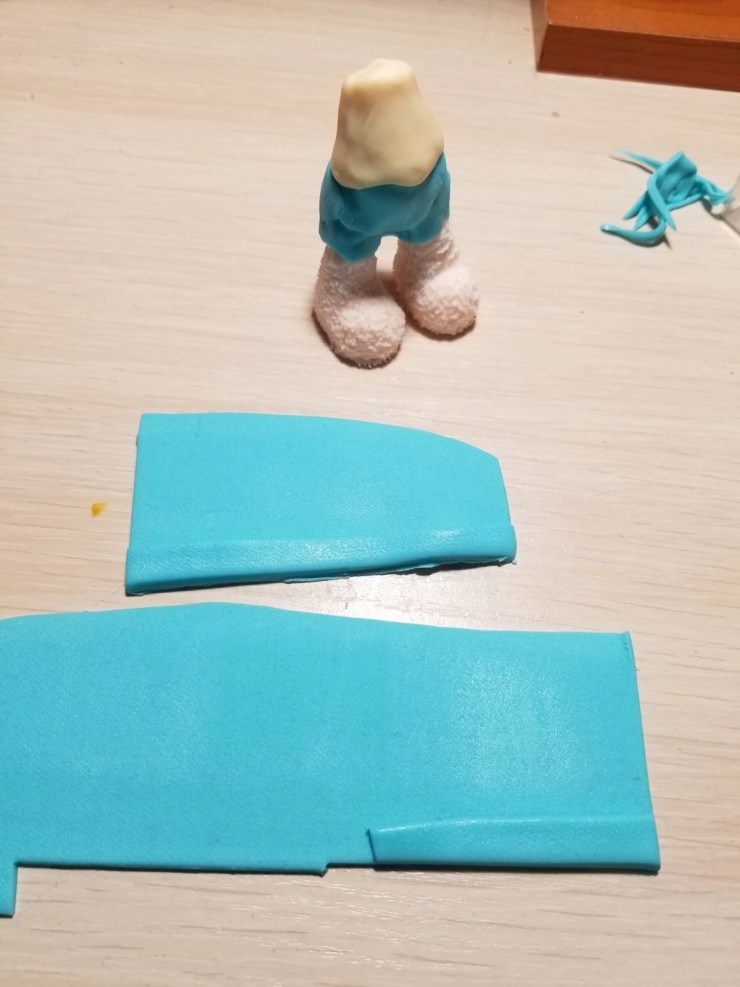 5 Teddy Bear made of polymer clay. Photo Tutorial