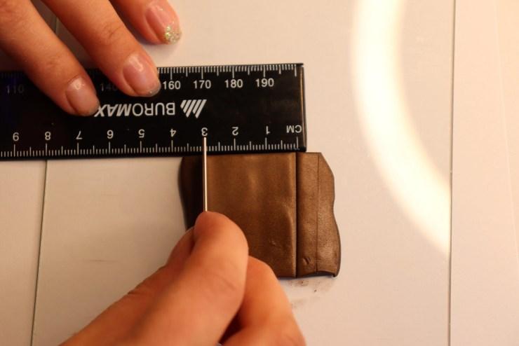 6 Chocolate. Photo tutorial on polymer clay food