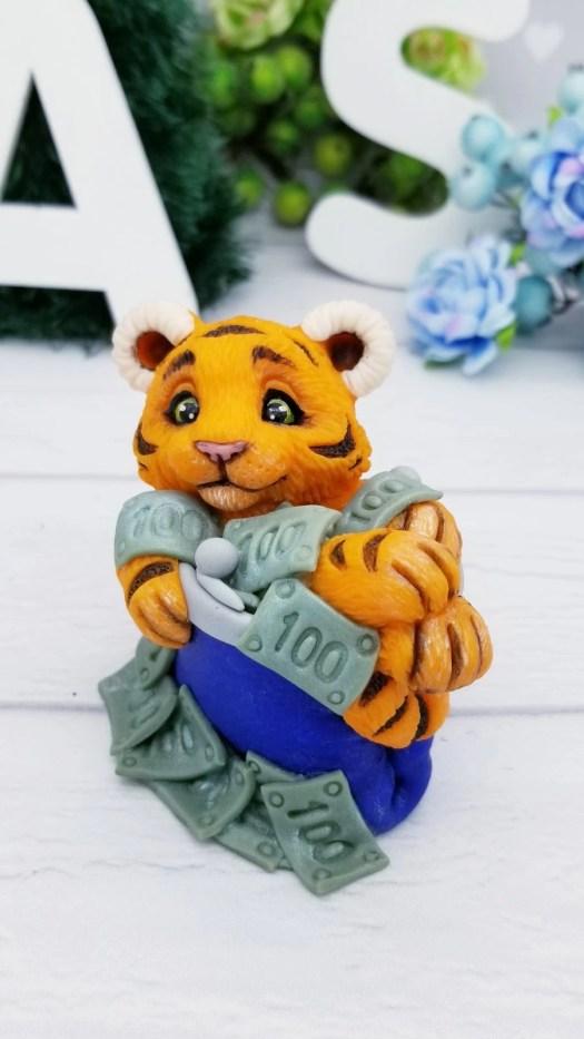Polymer clay cute souvenir