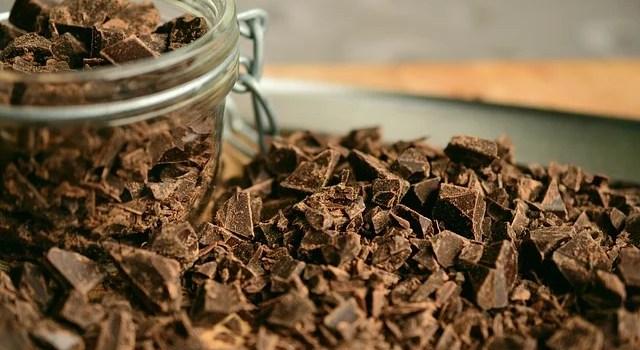 Schokolade bald mit Zink