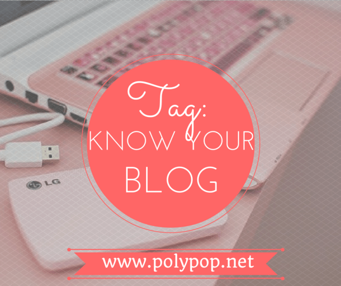 Tag: Know your blog