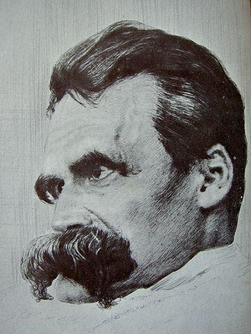 Portrait of Friedrich Nietzsche by Hans Olde Bild: Wikimedia.org