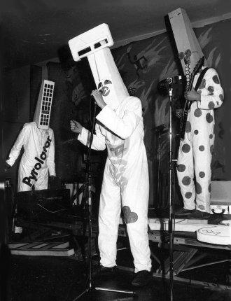 Der Plan live 1980 Foto: R.G.Gleim
