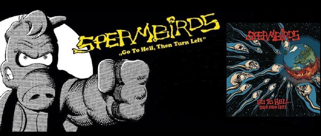Spermbirds Review Titel