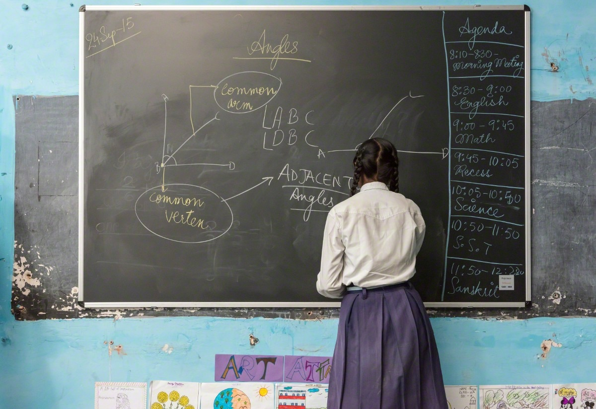5 reasons why chalkboards