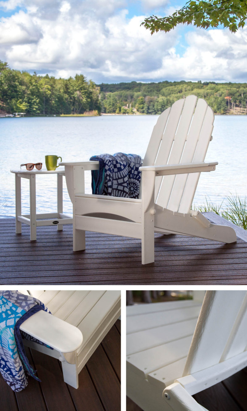 Lifetime Adirondack Chairs The Complete Guide To Buying An Adirondack Chair Polywood Blog