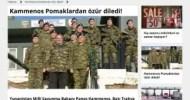 POSTED ON ARALIK 28, 2018 Yunanistan Milli Savunma Bakanı Panos Kammenos, Batı Trakya ziyareti kapsamında, devletin geçmişte kendilerine yapmış olduğu hatalardan dolayı Pomaklardan hem özür diledi hem de Pomak kimliğini […]