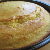 homemade buttermilk cornbread