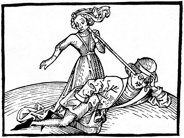 Medieval Woodcuts For Every Occasion • POMEgranate Magazine