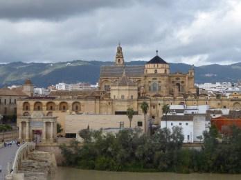 Mezquita y Puente Romano.