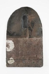 Large slate, Clyde Olliver