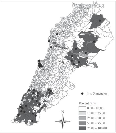 Bricks and Mortar Clientalism in Lebanon