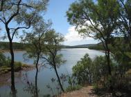 Victoria River from Policemans Point