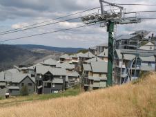 Mt Hotham village