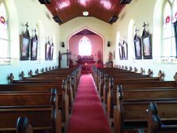 St Johns catholic church, oldest catholic church in Australia