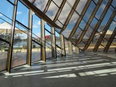 Inside Australia museum