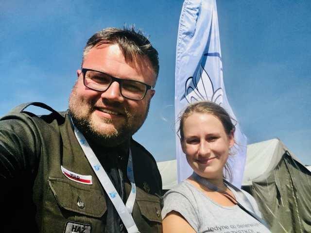 Wywiad z Basią Sikorską komendantką Pomorskiej Chorągwi Harcerek
