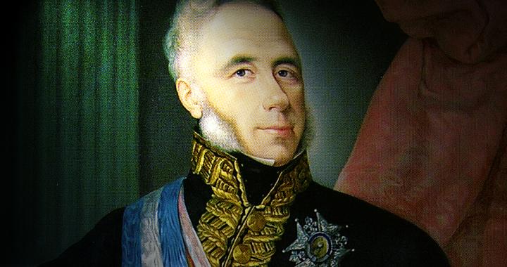 Toma del castillo de Fuenterrabía a los franceses en Marzo de 1813