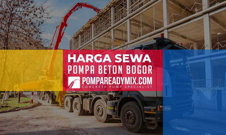 Harga Sewa Pompa Beton Bogor
