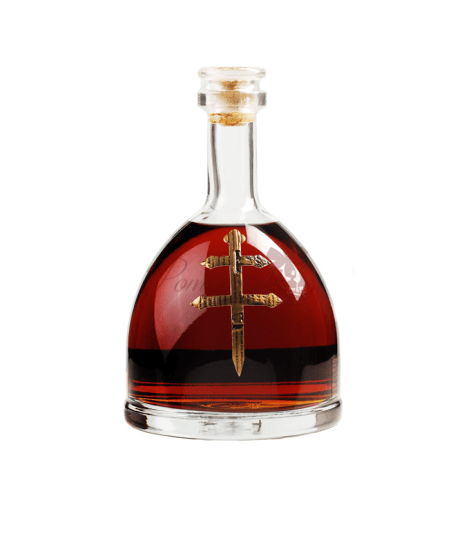 Dusse Cognac Engraved Bottle