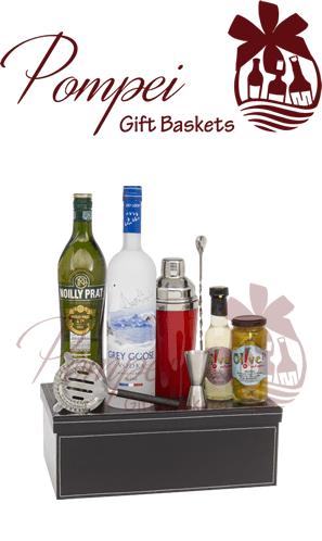 Cocktail Gift Baskets NJ