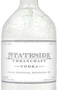 Stateside Urbancraft Vodka, Stateside Vodka, Stateside Vodka for delivery, where to order Stateside Vodka, Pennsylvania Vodka