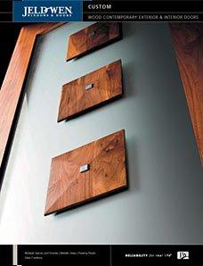 Contemporary Door Collection