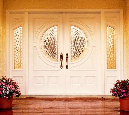 JELD-WEN 250C Double Door Entry