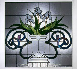 Iris spa window