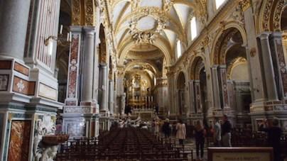 Kościół został wspaniale odnowiony przez… Niemców