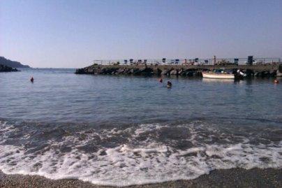 Czyste, ciepłe morze :)