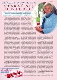 Wywiad z p. Jolą, bardzo fajną panią różańcową :)