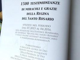 Strona tytułowa po włosku