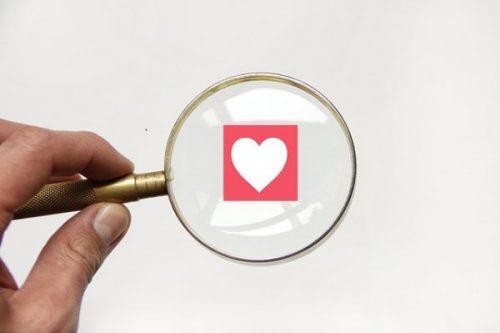 Miłość, serce i lupa