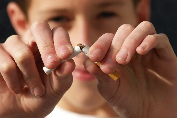 Paweł: Dzień, od którego nie zapaliłem papierosa