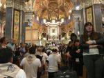 Nie tylko święto w Sanktuarium w Pompejach ale też wizyta u Ojca Dolindo i Matteo! Zapraszamy!