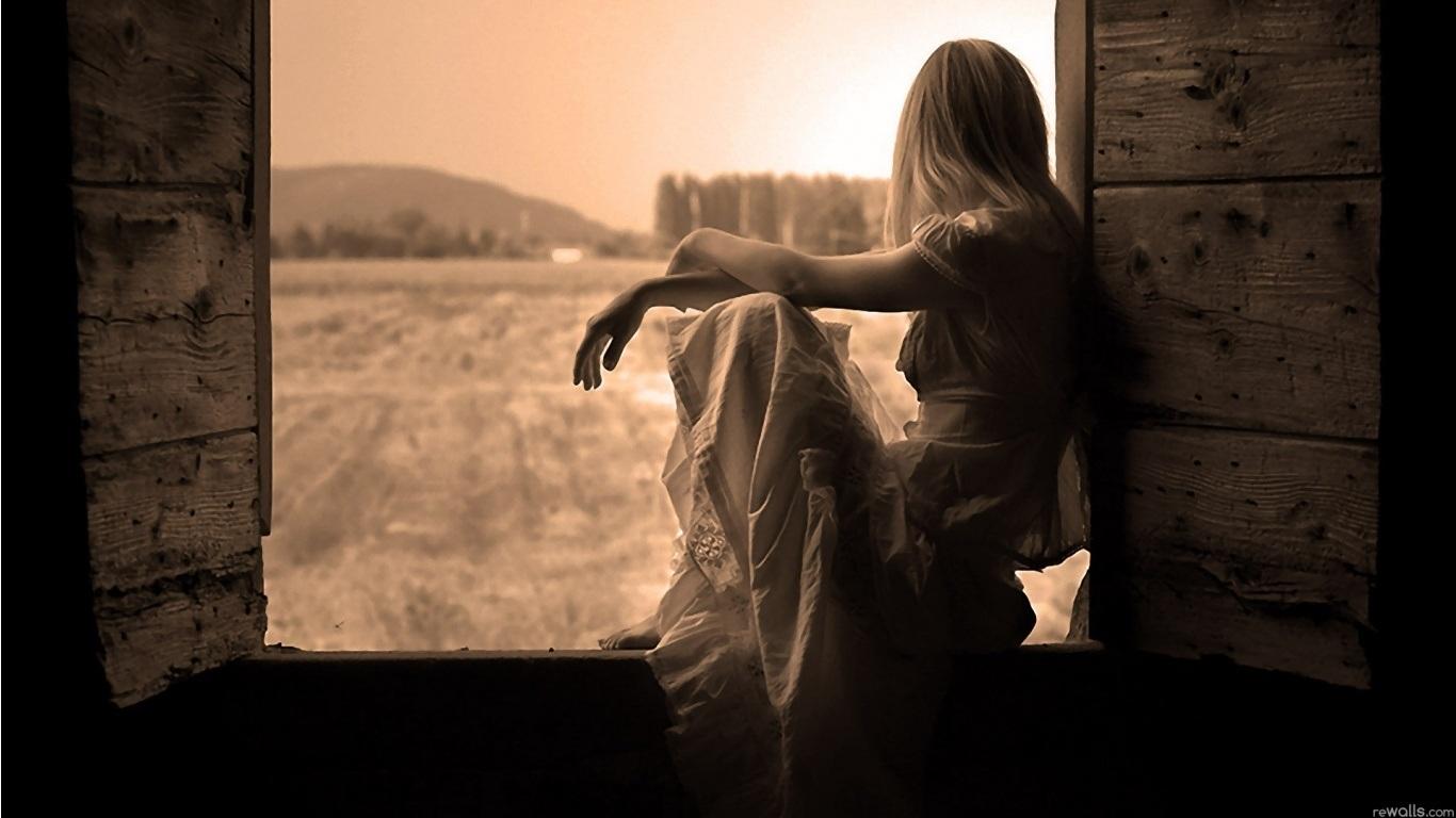 Smutek, samotność i zwątpienie