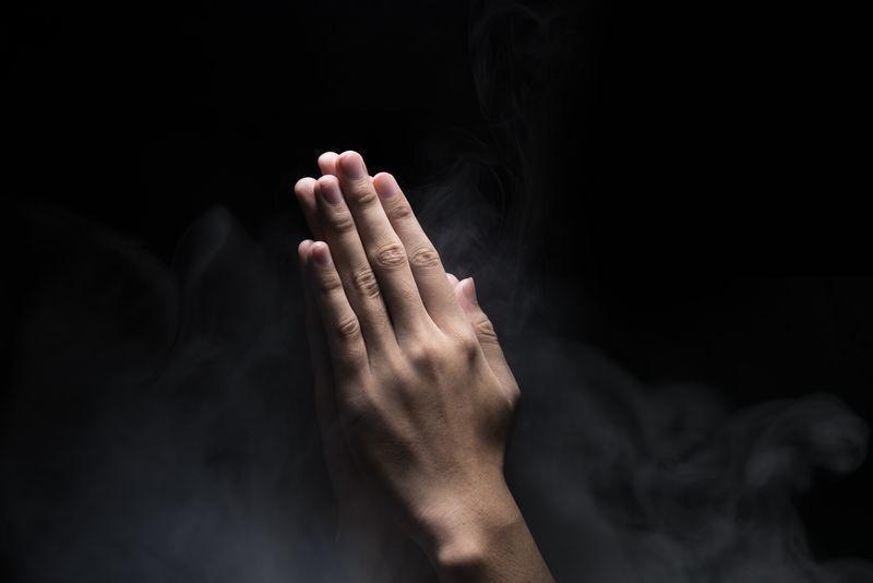 Ręce i modlitwa