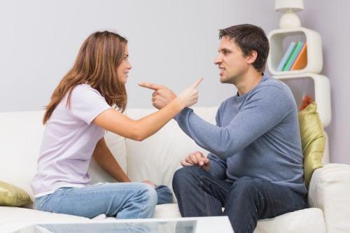 Kłótnia małżeństwo