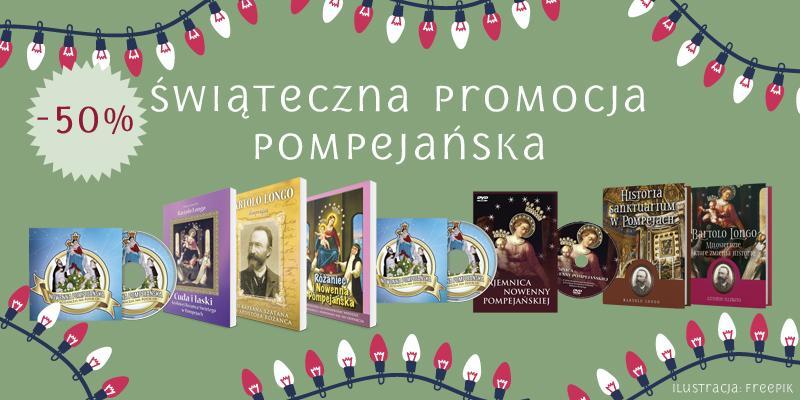 Atrakcyjne promocje pompejańskie na Boże Narodzenie