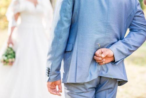 Ślub, mąż