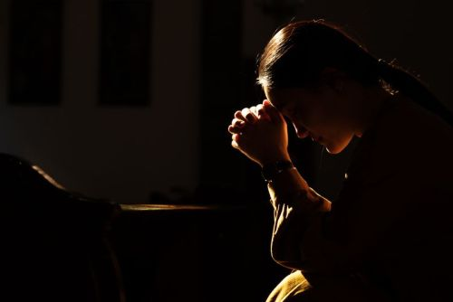 Modlitwa i skupienie