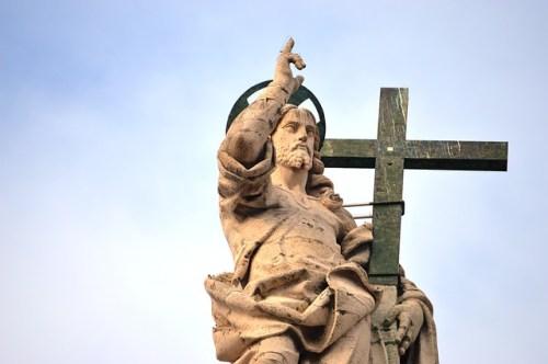 Jezus i Krzyż