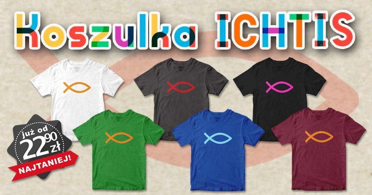 Koszulka ICHTIS