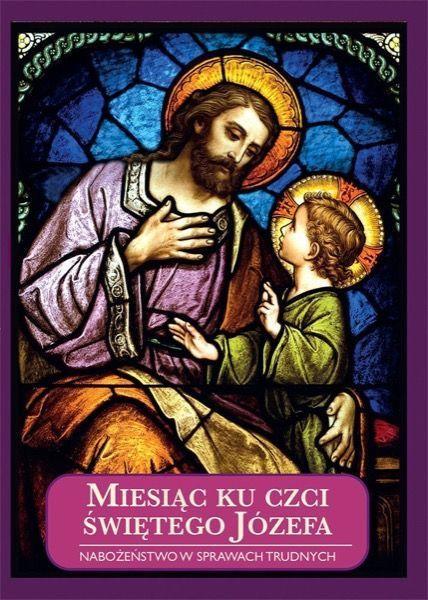 Książka: Miesiąc ku czci św. Józefa