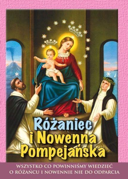 Książka: Różaniec i nowenna pompejańska. Kompendium