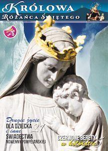 Książka: Królowa Różańca Świętego nr 17